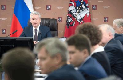 Мэр Москвы Сергей Собянин рассказал о проведенных в Москве весенних фестивалях