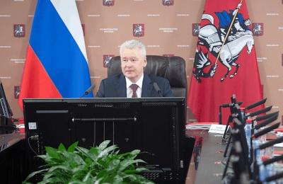 Мэр Москвы Сергей Собянин снизил в четыре раза имущественный налог для владельцев зданий