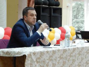 Глава управы Бирюлево Восточное Кирилл Канаев