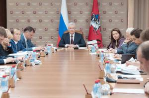 Единороссы в Москве предложили ремонтировать системы в жилых домах в рамках программы капремонта в одно время
