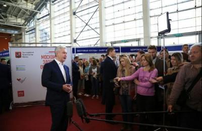 Собянин: Сохранение культурного наследия - одно из приоритетных направлений