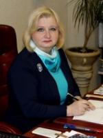 Депутат Марина Кузина