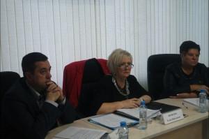 В заседании Совета депутатов принял участие глава управы Кирилл Канаев