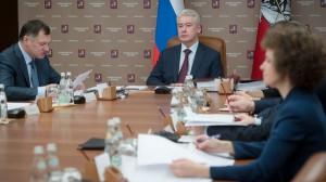Собянин: В Москве минимальный размер пенсионных выплат составит 14.5 тысяч рублей