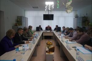 Заседание Совета депутатов прошло в районе Бирюлево Восточное