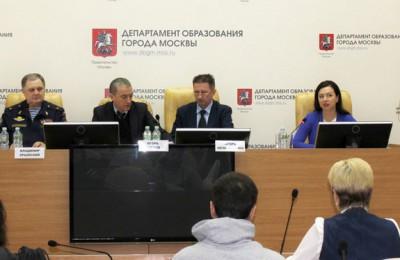 Во второй раз в столице состоится городской форум кадетского образования