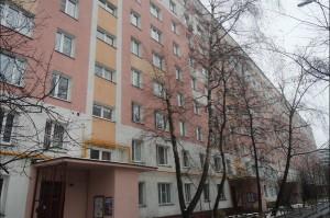 Многоквартирный дом на улице Бирюлевская