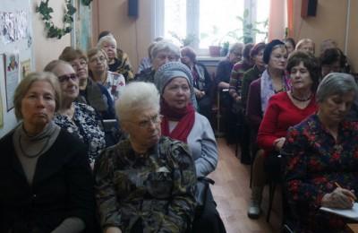 Встреча прошла в районе Бирюлево Восточное