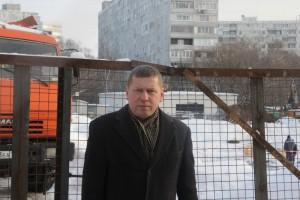 В районе проживает 90 тысяч жителей, из них половина является льготниками - Смакотин