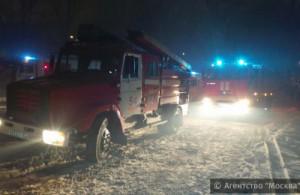 Транспорт может стать помехой для свободного проезда пожарных машин и установки специальной техники для тушения пожара