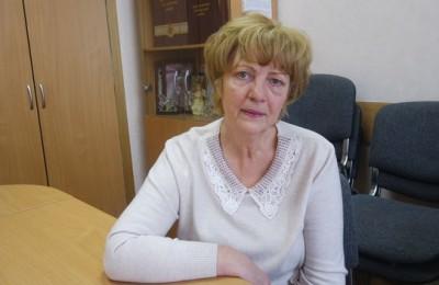 Депутат муниципального округа Бирюлево Восточное Ирина Евтеева