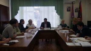 В заседании приняла участие глава муниципального округа Елена Яковлева