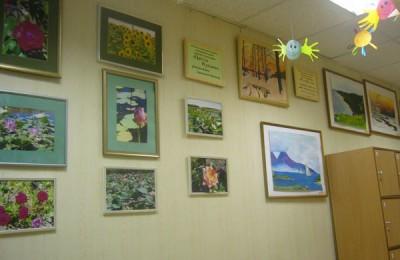 Выставку работ студентов колледжа имени Фаберже можно увидеть в районе Бирюлево Восточное