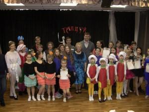 Завершающий тур конкурса «Танцуй» прошел в районе Бирюлево Восточное
