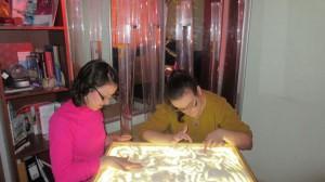 Песочную терапию практикуют в районе Бирюлево Восточное