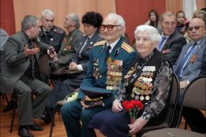 925 ветеранов Великой Отечественной войны и тружеников тыла проживают в районе Бирюлево Восточное