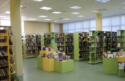 В библиотеке №137 открыта экспозиция проекта по межеванию части территории одного из местных кварталов