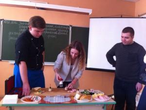Члены молодежной палаты района Бирюлево Восточное помогли организовать день открытых дверей в колледже
