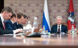 Собянин: В Москве увеличена минимальная выплата неработающим пенсионерам на 20%