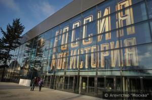 На ВДНХ завершена реконструкция павильона для выставки «Россия — моя история»