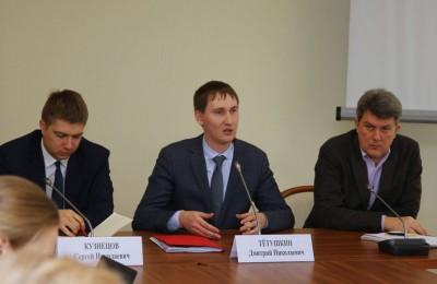 На данный момент портал городских услуг позволяет получать весь комплекс услуг, необходимых для взаимодействия заявителей с Департаментом городского имущества Москвы - Тетушкин