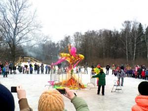 В районе Бирюлево Восточное состоится праздничное мероприятие «Проводы зимы»