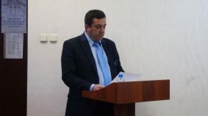Глава района Бирюлево Восточное Кирилл Канаев представил ежегодный отчет о деятельности управы в 2015 году