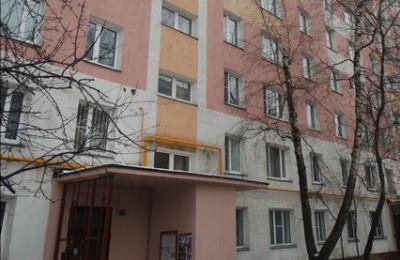 Многоквартирный дом в районе Бирюлево Восточное