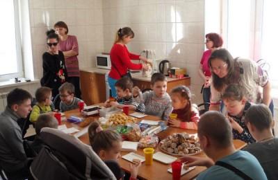 Адресная помощь детям с ограниченными возможностями здоровья осуществляется в районе Бирюлево Восточное