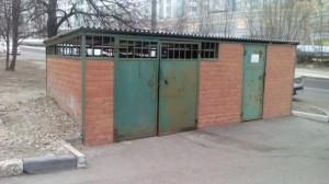 Замену контейнерных блоков проведут в районе Бирюлево Восточное
