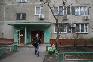 Подъезд по адресу: ул. Бирюлевская, д. 13, корп. 2