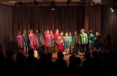 Театральный фестиваль прошел в районе Бирюлево Восточное