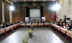 Заседание московского отделения партии «Единая Россия»