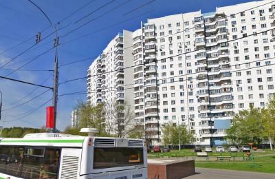 На Загорьевской улице заменили фонари