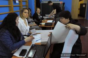 Явка на предварительное голосование превысила 50 тысяч человек