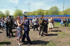 Праздник для ветеранов и жителей района Бирюлево Восточное пройдет в День Победы