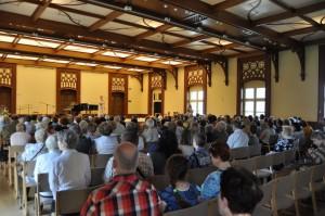 Концерт органный  музыки в Хлебном доме