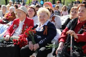 Ко Дню Победы для ветеранов и жителей Южного округа подготовили множество праздничных мероприятий