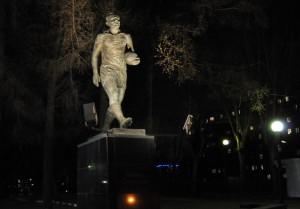 Памятник Эдуарду Стрельцову