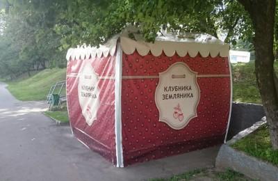 В столице организуют 135 региональных ярмарок по реализации клубники