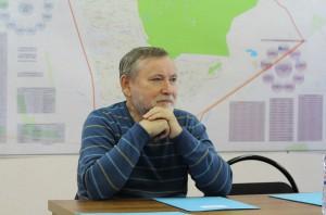 На фото депутат муниципального округа Бирюлево Восточное Василий Анохин