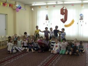 Библиотека №140 приняла участие в международной акции «Читаем детям о войне»