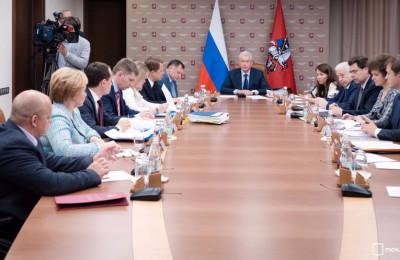 Мэр Москвы Сергей Собянин отметил эффективность и надежность московской энергосистемы