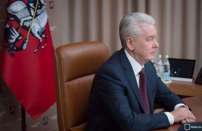 Собянин: Москвичи могут узнать о капремонте своего дома на портале госуслуг