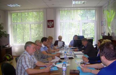 Внеочередное заседание совета депутатов прошло в районе Бирюлево Восточное