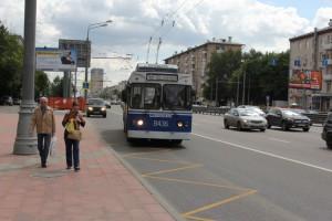 Семь троллейбусных маршрутов будут курсировать в Южном округе