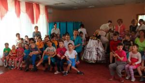 В ЮАО прошла благотворительная акция «Быть рядом просто»