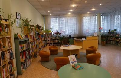 Библиотека №140 на Липецкой улице