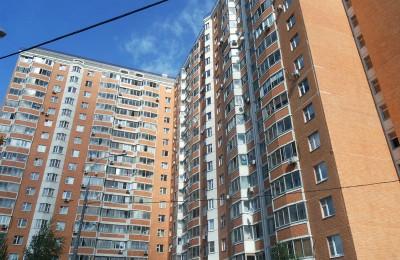 Многоквартирный дом на Бирюлевской улице
