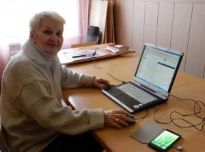 Пенсионеры из района Орехово-Борисово Северное примут участие во Всероссийском компьютерном чемпионате